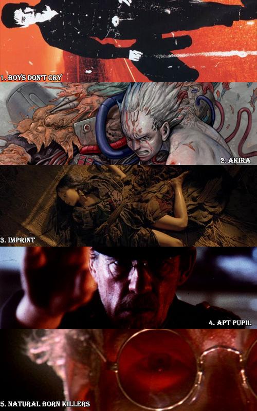 5 Movies