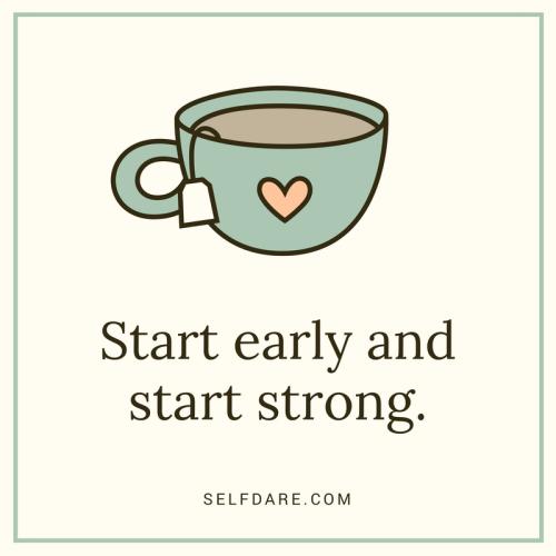start-early